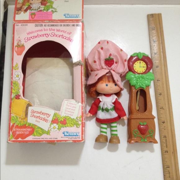 Strawberry Shortcake Accessories Vintage Doll Poshmark